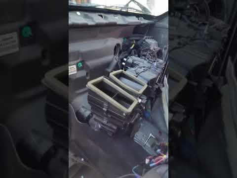 2010 dodge ram 1500 blend door actuator #5 (passenger side