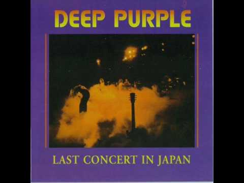 Deep purple wild dogs