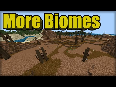 More Biomes