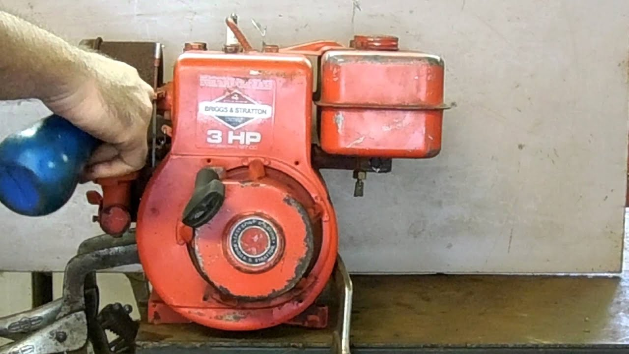 Briggs And Stratton 8 Hp repair Manual