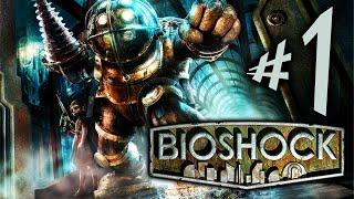 BIOSHOCK REMASTERED - Parte 1: Bem-Vindo a Rapture!!! [ PC - Playthrough PT-BR ]