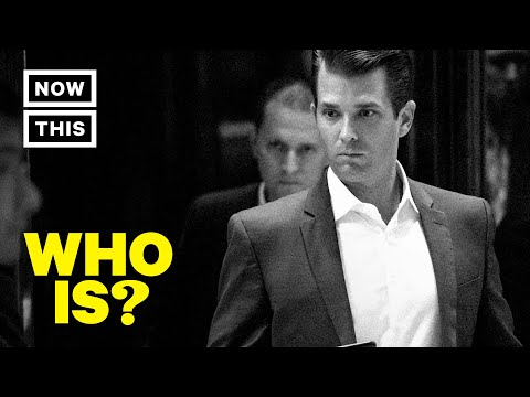 Who is Donald Trump Jr.? – The 45th President's Oldest Son | NowThis