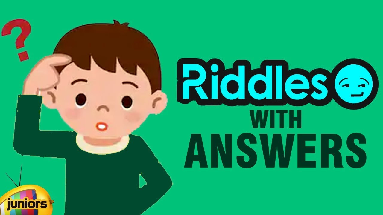 Funny Riddles With Answers English Riddles For Kids Riddles And Brain Teasers Mango Juniors Youtube