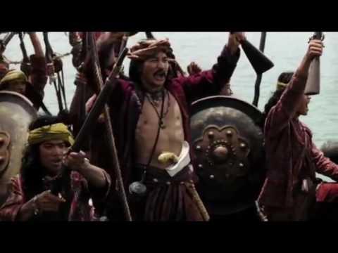 Perang Laut Aceh vs Portugis