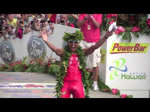 Chris \'Macca\' McCormack repeats as the 2010 Ironman World Champion in Kona