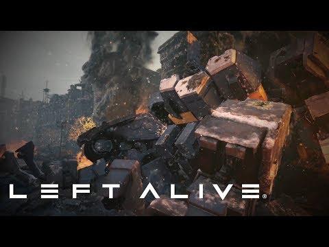 LEFT ALIVE:プロローグトレーラー