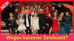 """Wegen kürzerer Sendezeit? """"Let's Dance"""" holt mehr Quoten!"""
