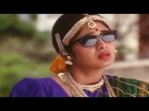 Khadgam Movie || Sangeetha Introduction Scene || Ravi Teja, Srikanth, Sonali Bendre