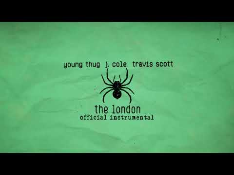 Young Thug – The London (ft. J. Cole & Travis Scott) [Official Instrumental]