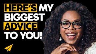 Oprah Winfrey's Biggest LIFE LESSONS | #MentorMeOprah