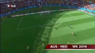 Video Australië - Nederland (2 -3) WK 2014 Jack van Gelder wordt weer helemaal gek!!!! download MP3, 3GP, MP4, WEBM, AVI, FLV Juni 2018