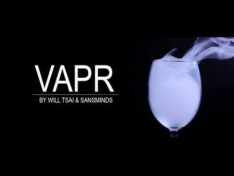 Vapr Watch by Will Tsai and SansMinds