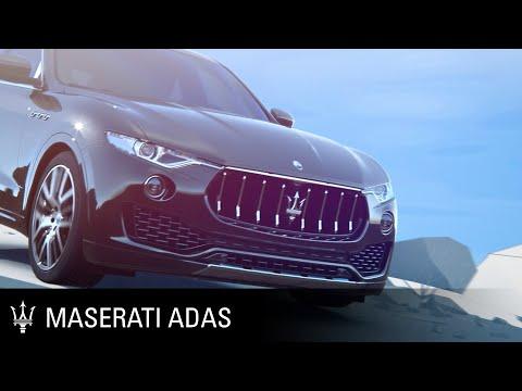 Maserati Advanced Driver Assistance Systems. Hill Descent