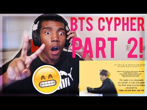 BTS - CYPHER PT2/PART 2 - Triptych - REACTION!! (IT'S LIT!) BANGTAN BOYS!