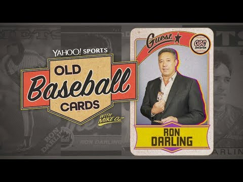 Ron Darling Talks About The Glory Days Of Old Baseball