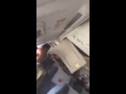 Atterrissage rat d 39 aigle azur l 39 aeroport d 39 alger vue for Air algerie vol interieur