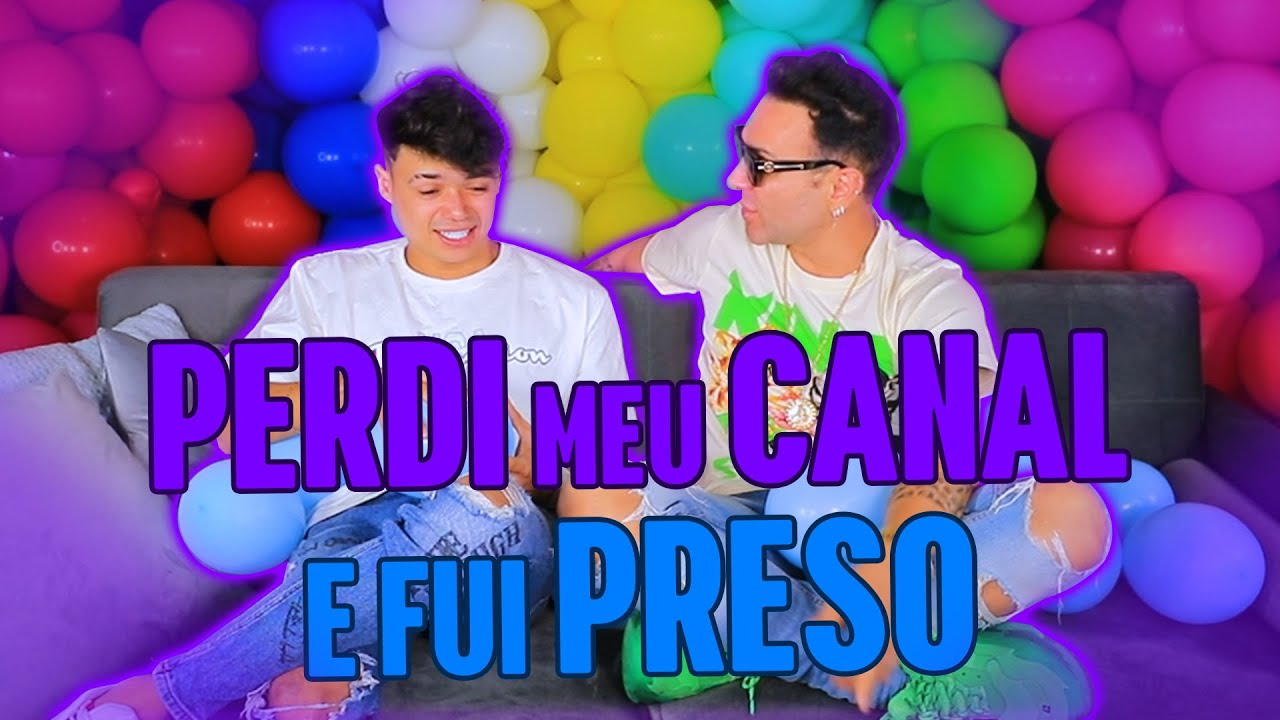 GERSON ALBUQUERQUE COM O CANAL EXCLUIDO CONTA PORQUE SE ARREPENDEU MUITO !!! | #MatheusMazzafera