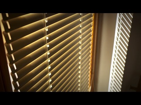 Product videos - aluminium venetian blind IDK with RONDO plate (with subtitles in English)