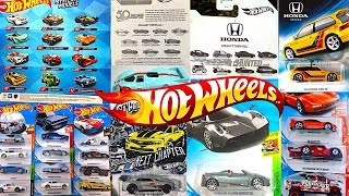 Upcoming New Hot Wheels Cars, Mystery Models, Series And '18 E Case!