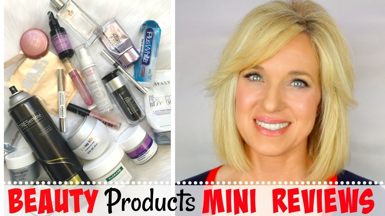Beauty Product REVIEWS! Makeup, SKIN CARE, Body Care + Hair Care!