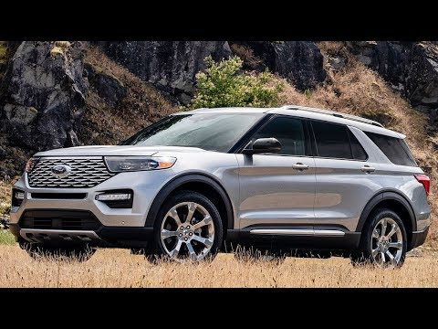 2020 FORD EXPLORER | EXTERIOR AND INTERIOR