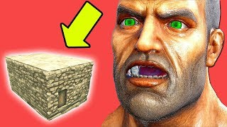 HOW TO HIDE ANY BASE IN ARK! (Ark Survival Evolved)