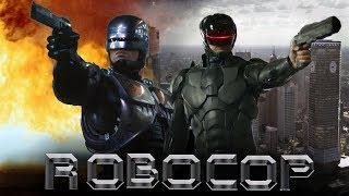 РобоКоп: 1987 vs 2014