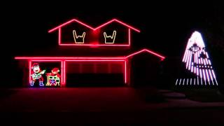 SLIPKNOT CHRISTMAS LIGHTS 2015