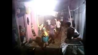 Gangs of narsobawadi - playing Garba