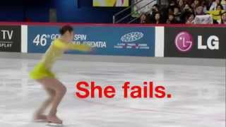 The secret of Yuna Kim