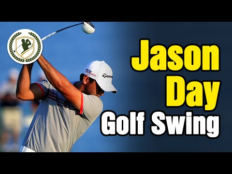 JASON DAY SWING – SLOW MOTION PRO GOLF SWING ANALYSIS