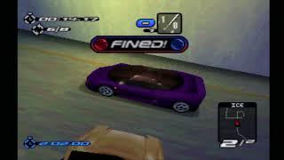 Need For Speed 3 Hot Pursuit | Aquatica | Hot Pursuit Race 201