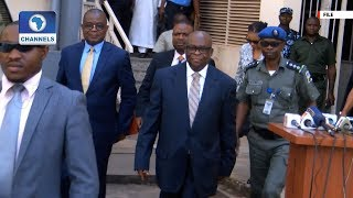 NJC's Decision A Great Saving For Onnoghen - Prof Ajayi |Law Weekly|