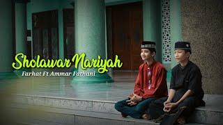 SHOLAWAT NARIYAH - Farhat Ft Ammar Fathani ( Cover )