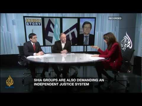 Brian Dooley on Inside Story Americas - U.S. double standards in Bahrain
