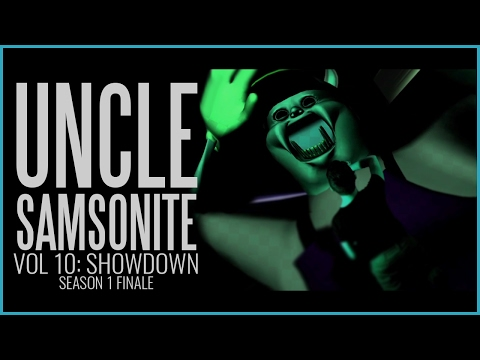 Uncle Samsonite Vol 10: Showdown