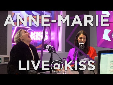 Anne-Marie talks Rockabye, Ciao Adios, Little Mix & more!
