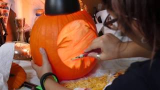 Watch Me Carve - Jack o