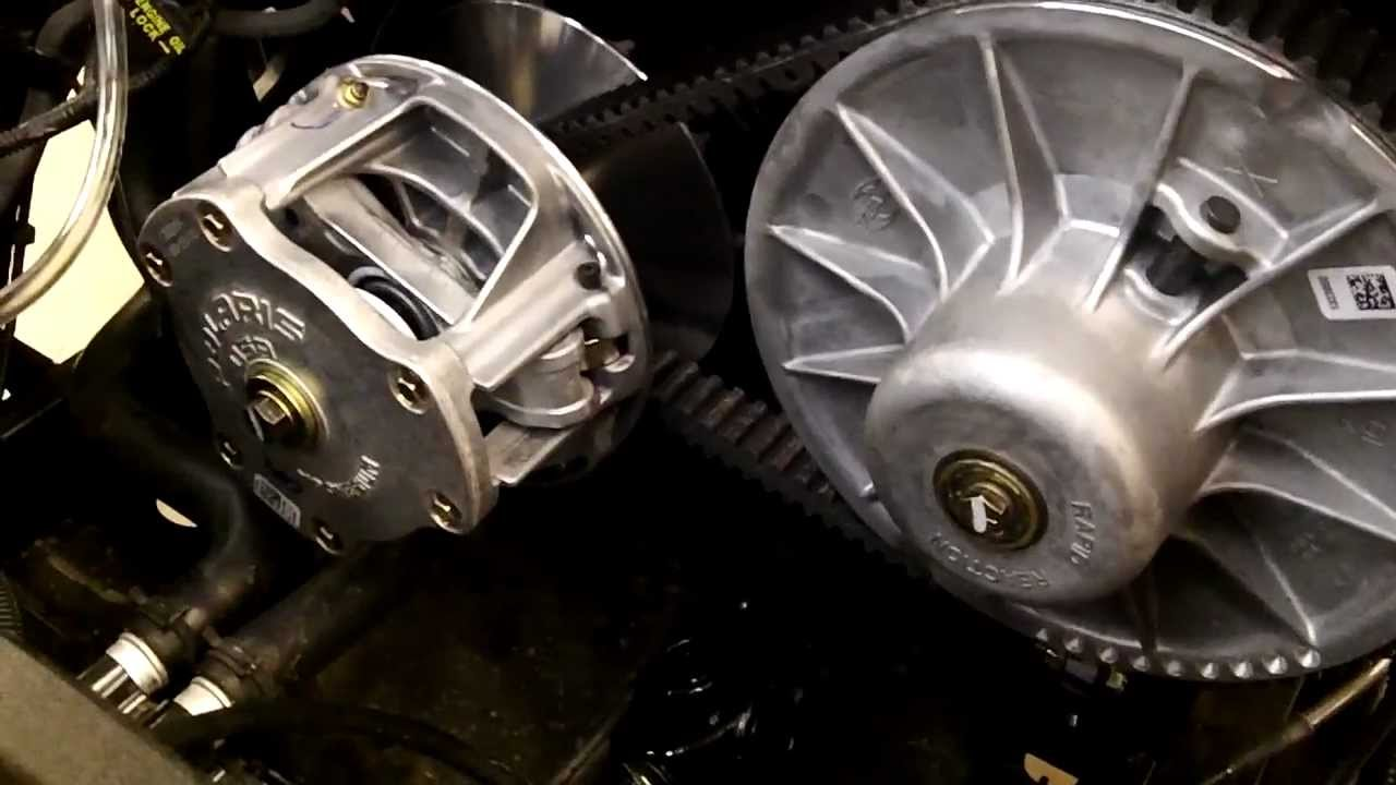 Polaris 800 RZR S - EPI Clutch Kit Install
