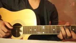 [Guitar Cover] - Đừng Tin Anh Mạnh Mẽ - ĐL