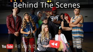 YouTube Rewind 2015: Behind the Scenes | #YouTubeRewind thumbnail