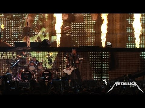 Metallica: Fuel & Through the Never (MetOnTour - Cape Town, South Africa - 2013) Thumbnail image