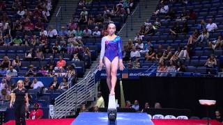2013 P&G Championships - Women - Day 1 - (NBC Sports Network)