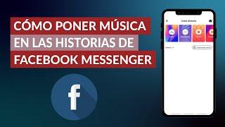 Como poner musica en las historias de facebook