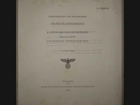 1940 Oberkommando der Kriegsmarine Marineobservatorium Wilhelmshaven
