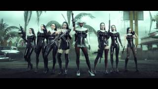 Hitman: Absolution - Attack of the Saints - E3 2012 Trailer
