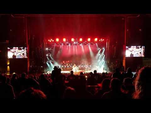 Dierks Bentley*Brothers Osborne*Black*3:50Burning Man*Live*Mountain High Tour*2018