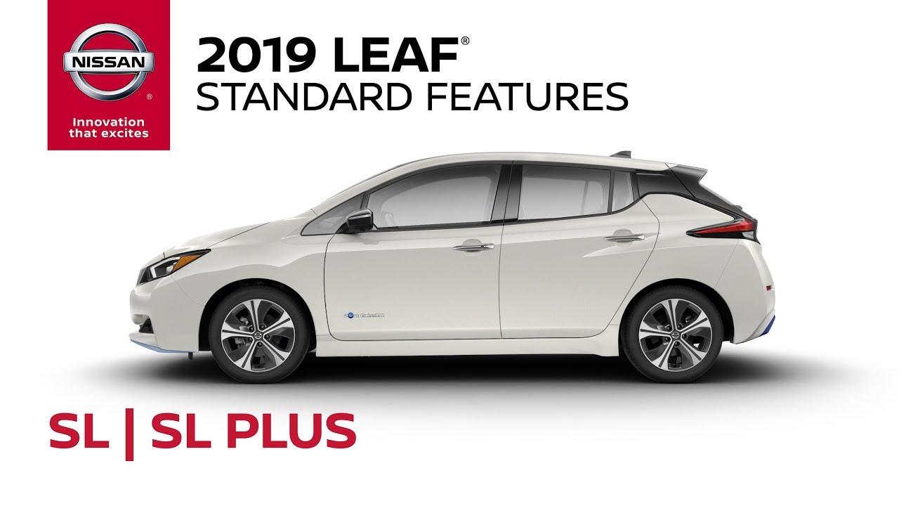 2019 Nissan Leaf Sl Plus Model Review