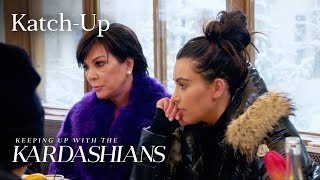 """Keeping Up With the Kardashians"" Katch-Up S12, EP. 8 