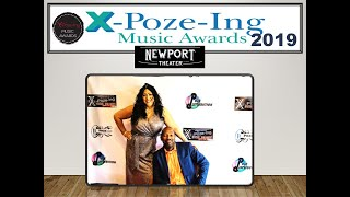2019 xpozeing music awards videobandz cambando interview, irene leland perform